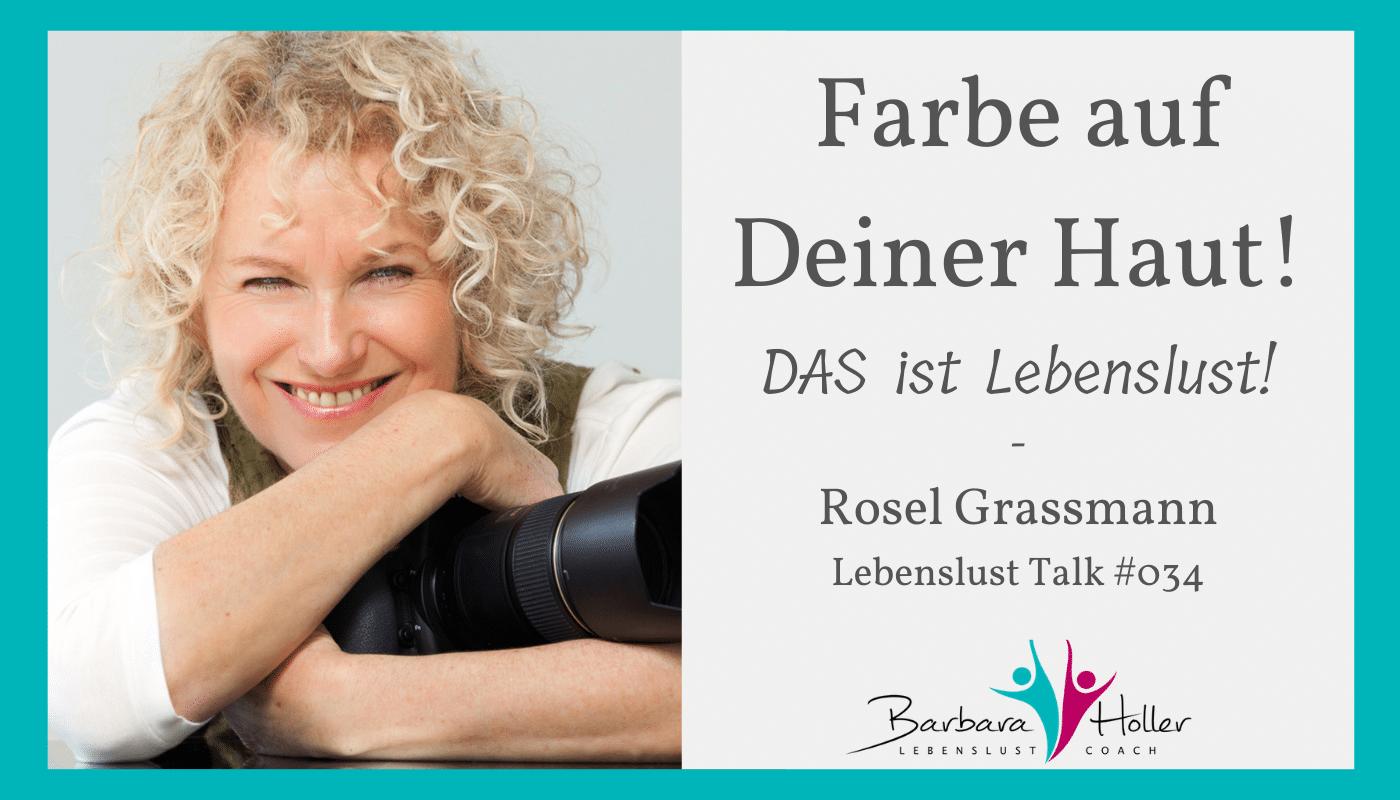 Lebenslust Talk Rosel Grassmann