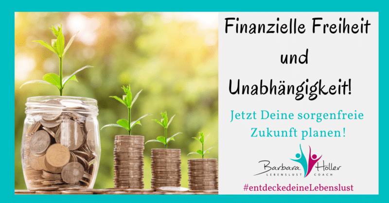 Barbara Holler Finanzielle Freiheit