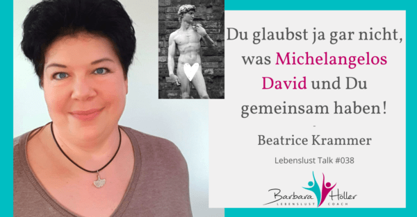 Lebenslust Talk Beatrice Krammer