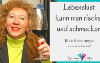 Lebenslust Talk Elke Heselmeyer