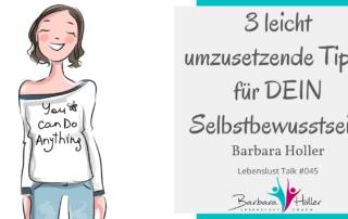 Lebenslust Talk Barbara Holler
